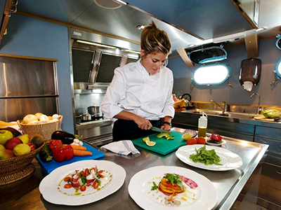 superyacht-chef