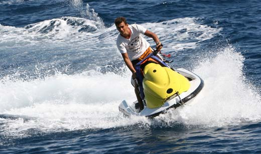 Jet Ski Course